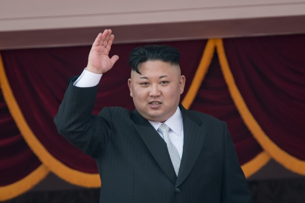 Deploy the U.S. financial system against North Korea