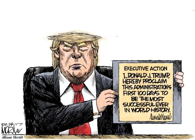 newsletter-2017-05-01-trump-first-100-days-cartoon-morin