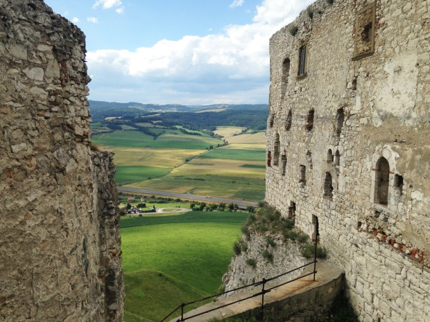 Spis Castle -- a vast, 13th-century structure that is now a UNESCO World Heritage site -- is the largest in Central Europe.