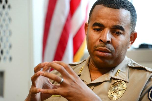 Denver Sheriff Elias Diggins
