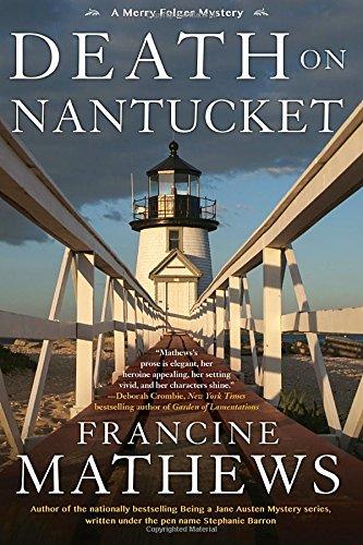 """Death on Nantucket"" by Francine Mathews"