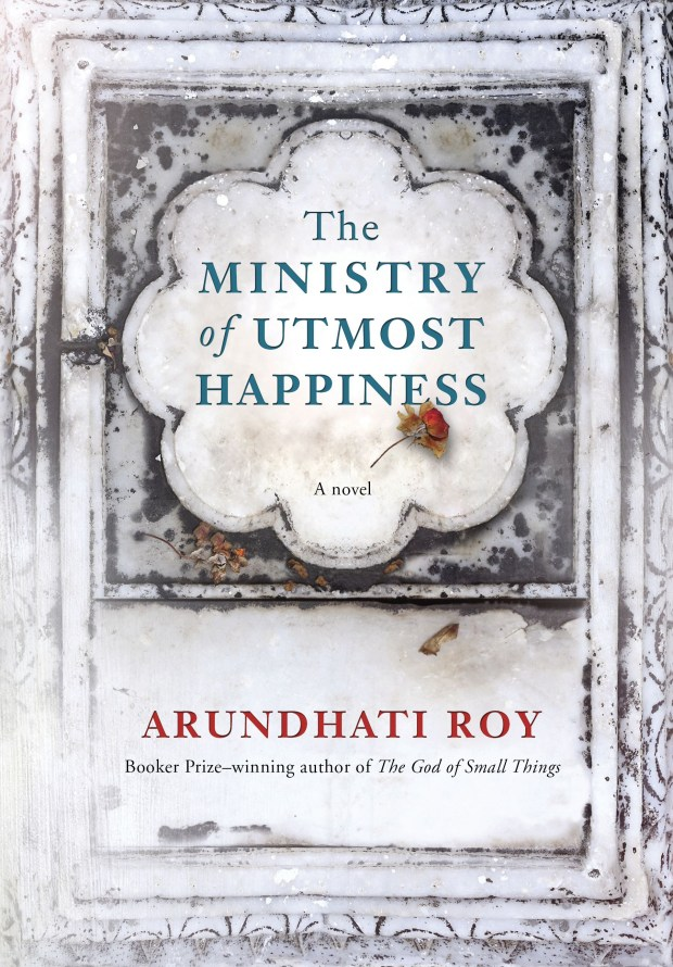 """The Ministry of Utmost Happiness"""