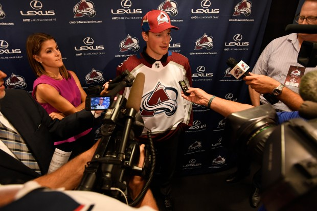 Colorado Avalanche number one pick in ...