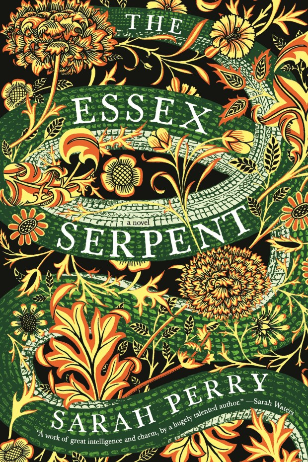 """The Essex Serpent"" by Sarah Perry"