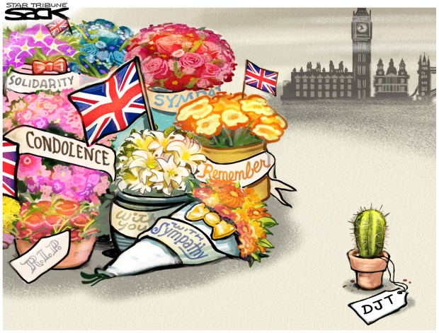newsletter-2017-06-12-trump-response-to-london-attack-cartoon-sack