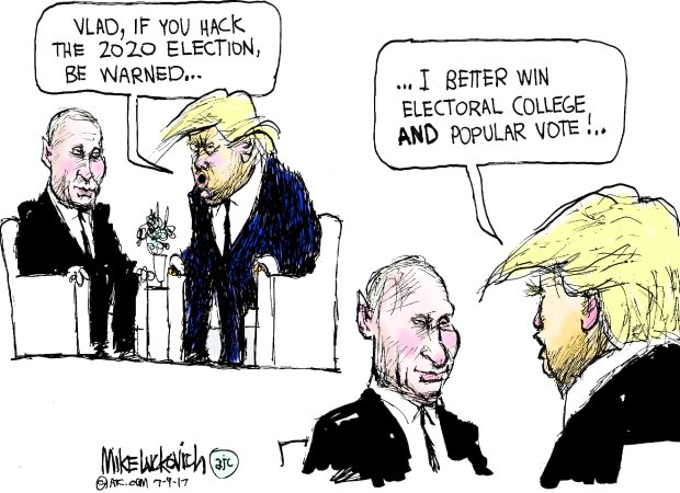 newsletter-2017-07-10-putin-trump-election-meddling-cartoon-luckovich