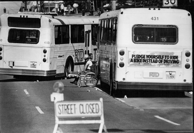 JUL 5 1978 - Two disabled ...