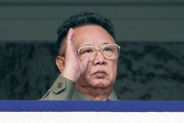 North Korean leader Kim Jong ...