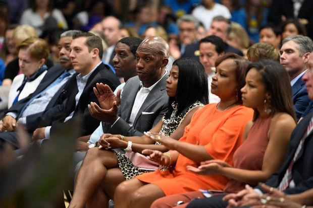 Former NBA star Chauncey Billups, fourth ...