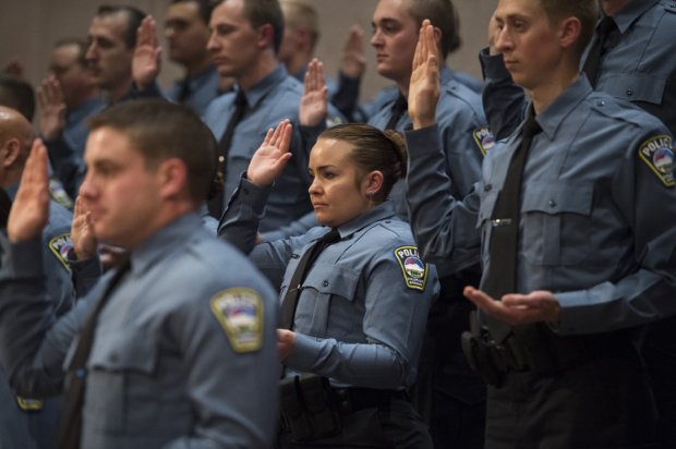 Colorado Springs police fitness test discriminated against women, judge rules in lawsuit.