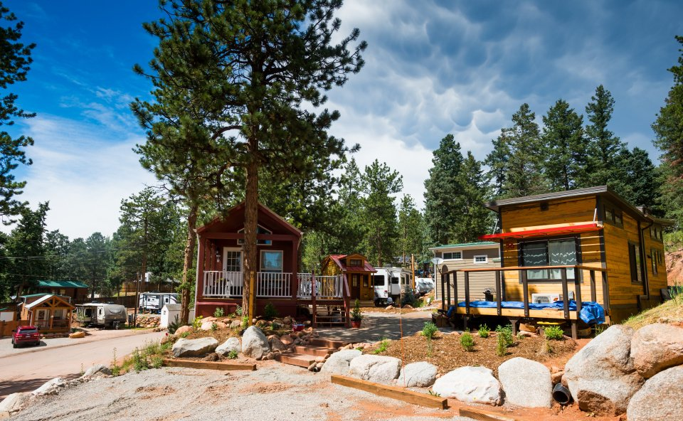 Tiny Houses Running Into Obstacles In Colorado