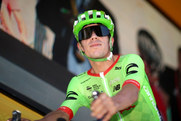 Rigoberto Uran of Colombia riding for ...