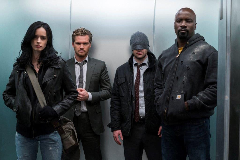 Marvel's The Defenders new trailer is pretty damn awesome
