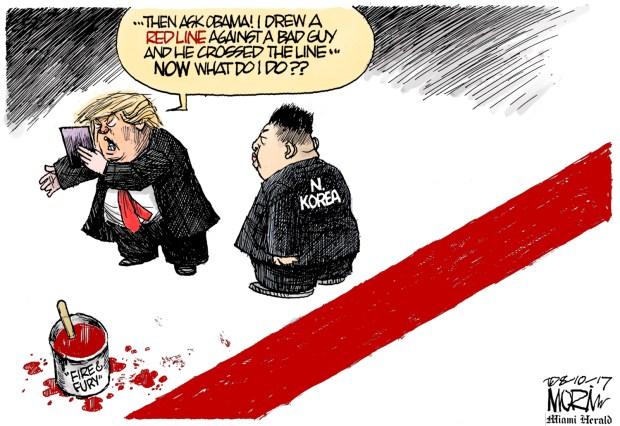 2017-08-14-north-korea-trump-nukes-cartoon-morin