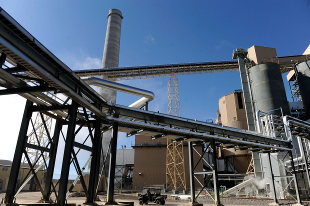 Xcel Energy said last month it will retire two of its three coal-burning units at the Comanche Generating Station in Pueblo.