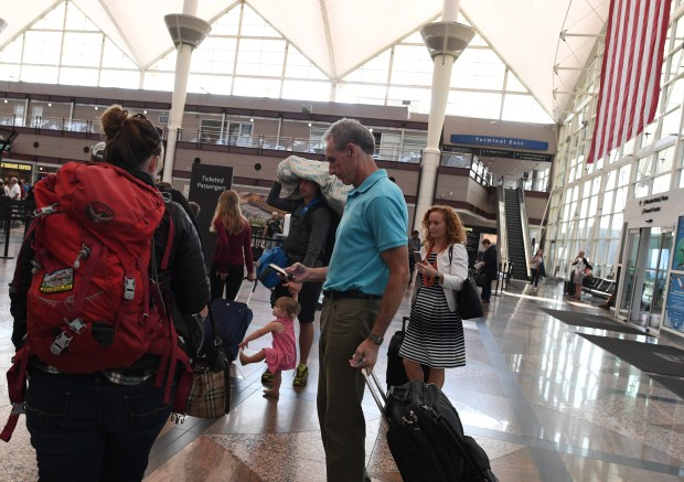 Denver International Airport's proposed $1.8 billion ...