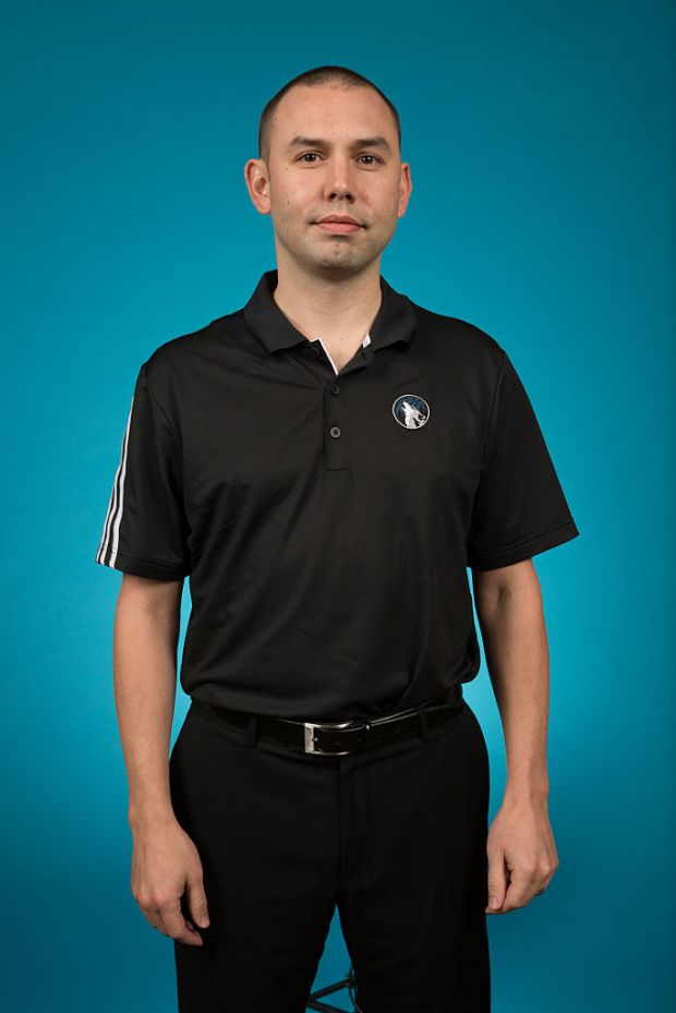 Denver Nuggets assistant coach David Adelman, seen here in a file photo.