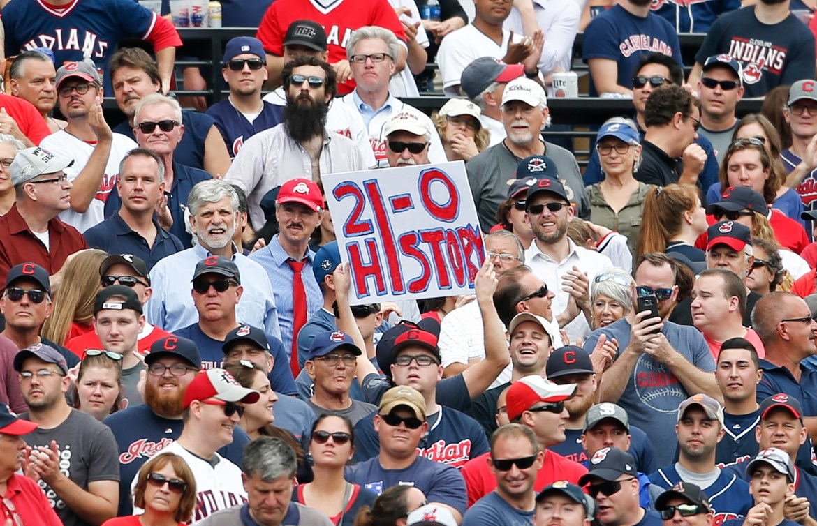 Image Result For Indians Win Record Breaking St Consecutive Game