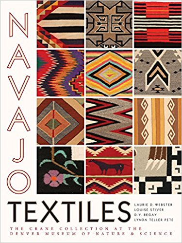 Navajo Textiles, by Laurie D. Webster, et all