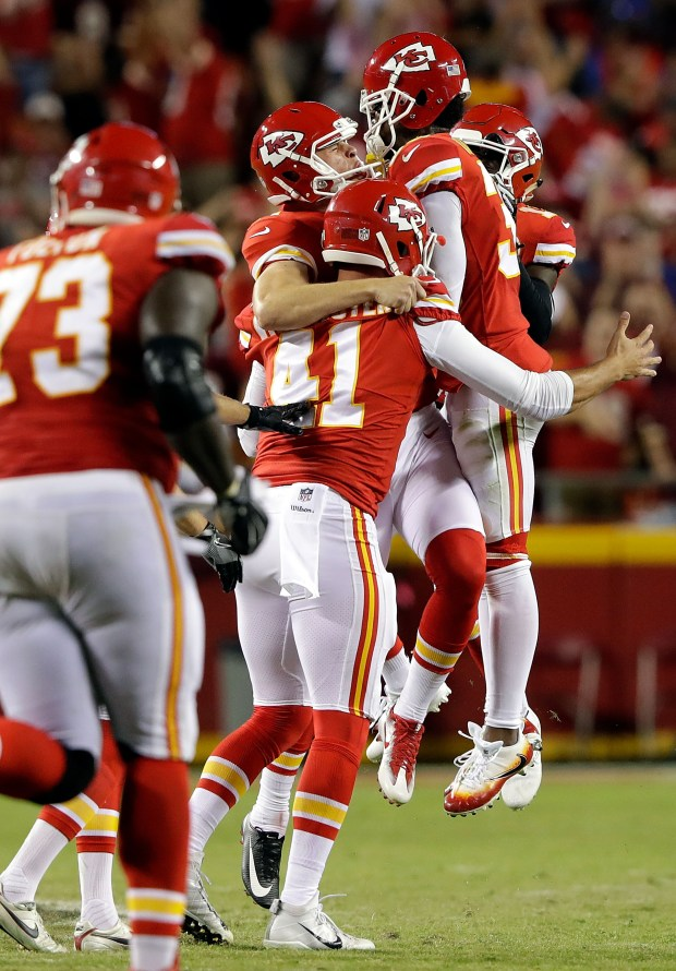 1545df21e Kansas City Chiefs improve to 4-0  only undefeated team in NFL – The ...
