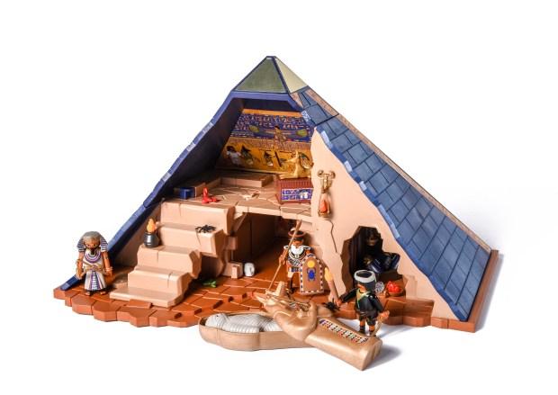 Pharoh's Pyramid. ...