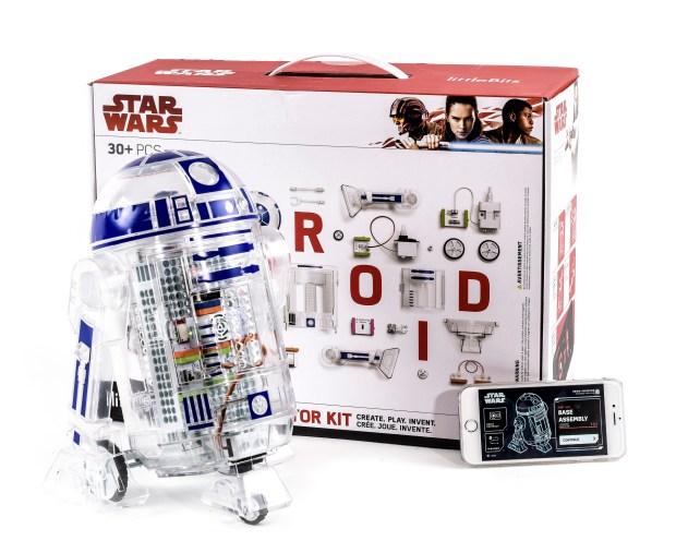 Star Wars Droid Inventor Kit. ...