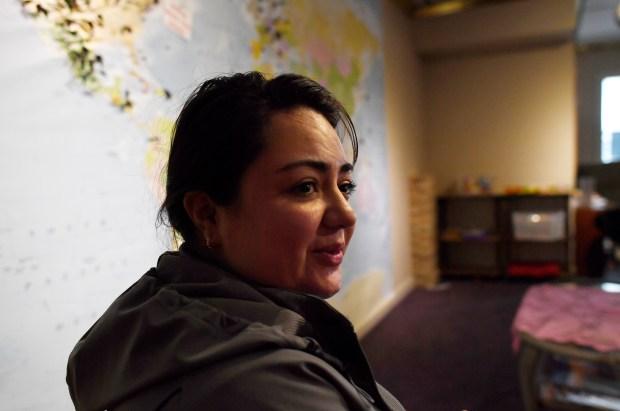 Susana Guardado runs OneMorgan County, a ...