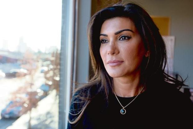 """Halima Gul, who moved to the United States from Afghanistan, said she has lived in Denver for almost 20 years. She said she believes a waiter """"didn't want to serve a Muslim"""" at the Boulder Cantina Laredo."""