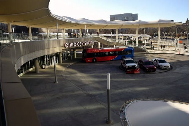 Newly renovated Civic Center Station has ...