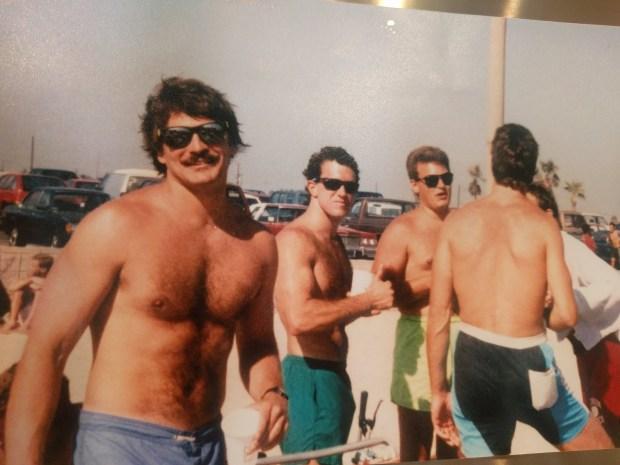 Kurt Huschle about 1996 in Huntington ...