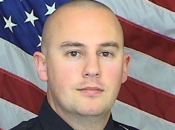 Douglas County Deputy and former Castle Rock Police Department Officer Zackari Parrish, fatally wounded on December 31, 2017 at the Copper Canyon Apartment complex in Highlands Ranch, Colorado. Four other officers and 3 civilians were wounded.