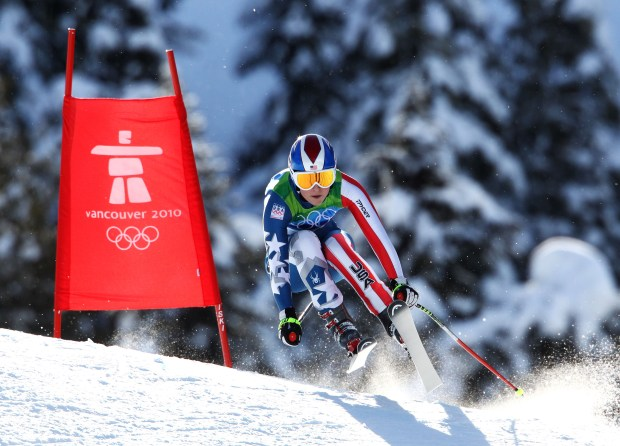 Colorado's Lindsey Vonn competes in the 2010 Winter Olympics in Vancouver. Denver Mayor Michael Hancock has convened a statewide committee of influential leaders to explore the feasibility of hosting a future Winter Olympics and Paralympics in Colorado.