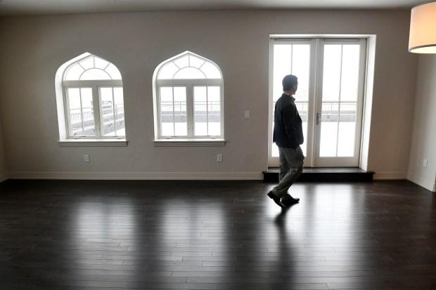 Charlie Soule, a real estate broker ...