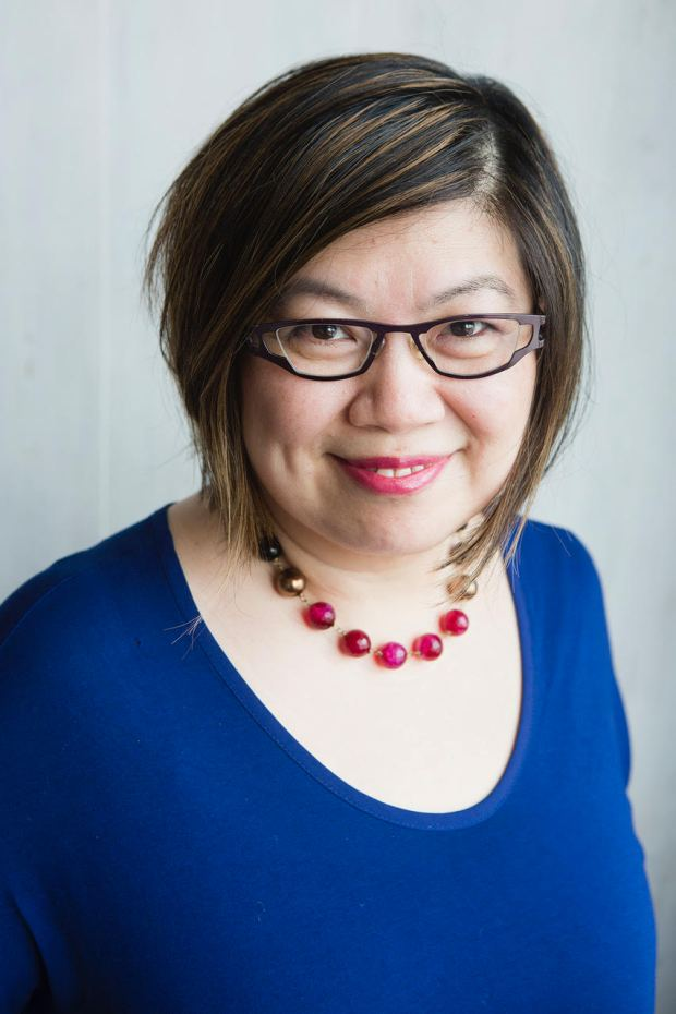 "Hsiao-Ching Chou, author of ""Chinese Soul Food"" (Sasquatch Books, 2018)"
