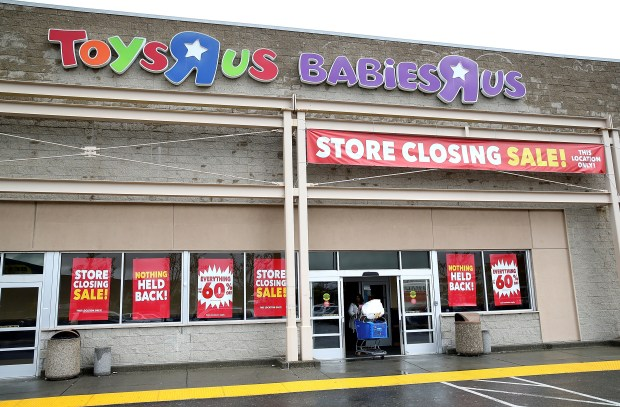 "Toys ""R"" Us is planning to close all of its stores in the U.S."
