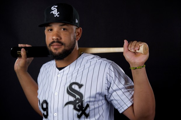 Jose Abreu #79 of the Chicago ...