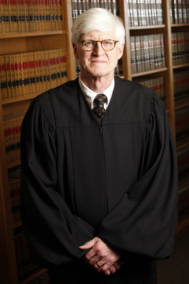 Justice Nathan B. Coats has been named the next Colorado Supreme Court Chief Justice.