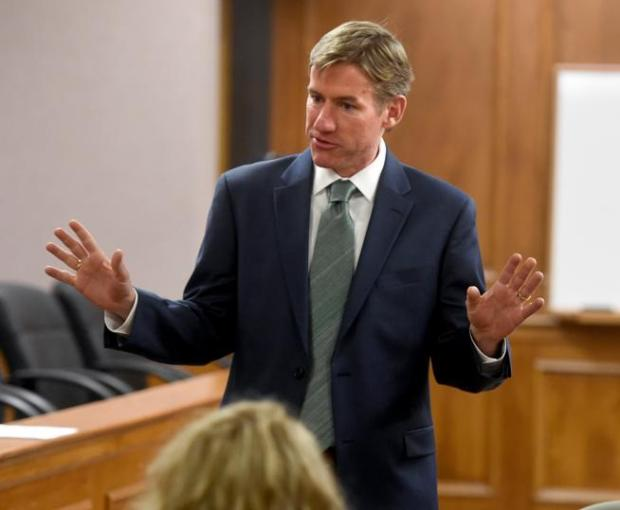 Boulder County District Attorney Michael Dougherty said that in the wake of the #MeToo movement, he is hoping a dedicated task force will help to create safer work environments.