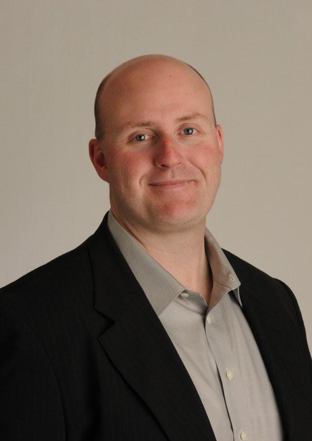 Ryan O'Halloran, The Denver Post's lead Denver Broncos reporter.