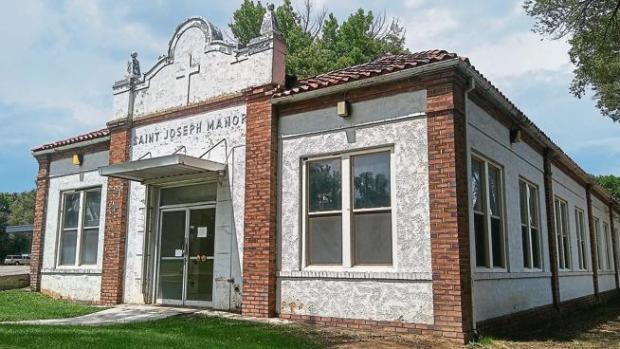 The City of Florence is seeking a developer or community partner to submit a letter of interest to renovate and reuse the St. Joseph Manor building, located at 600 W. 3rd St. along Colo. 115.