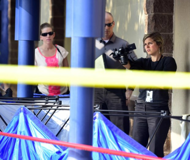 Boulder police investigate the death of a man whose body was found Monday afternoon behind Best Buy.