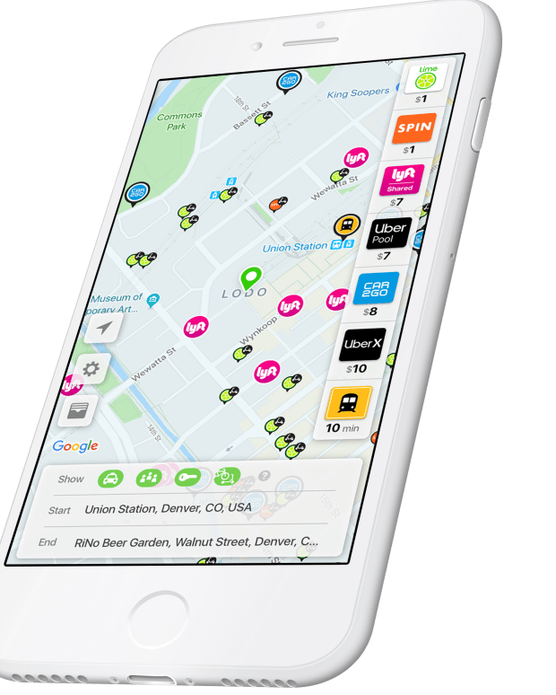 Migo Wants To Be The Netflix Of Transit But Lyft Hopes To Be Riders Main Binge The Denver Post