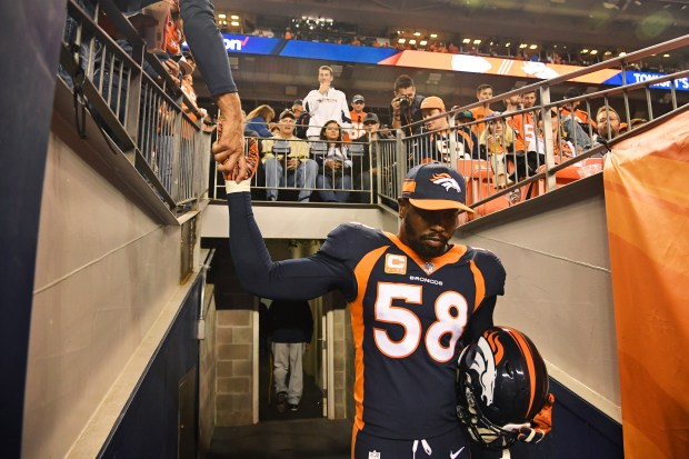 Broncos Insider: Why Shelby Harris is pulling for Brewers