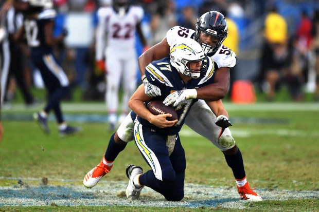 c94ac966c3869 Broncos Film Review  10 takeaways from Denver s 23-22 win over the L.A.  Chargers