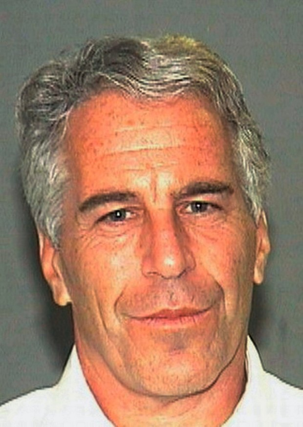 This July 27, 2006, file photo, provided by the Palm Beach Sheriff's Office shows Jeffrey Epstein.