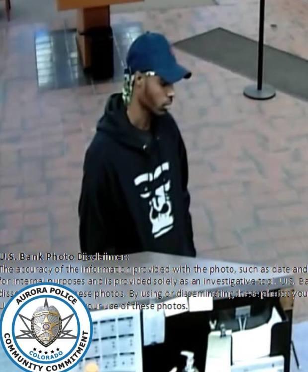 Denver Police Shooting January 2019: Aurora Police Seek Help Identifying Bank Robbery Suspect