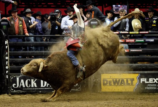 Mason Lowe Professional Bull Rider S After Suffering Injuries At National Western Stock Show Event