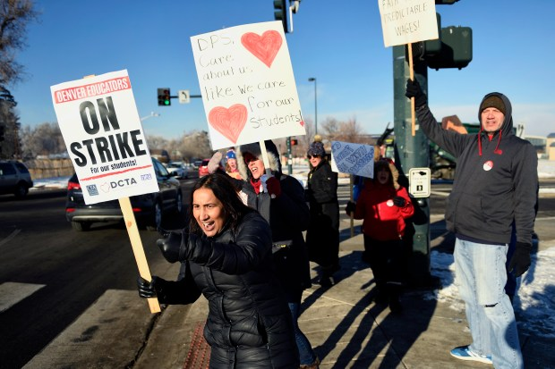 Park County teachers say they're prepared to strike next week if negotiations fail