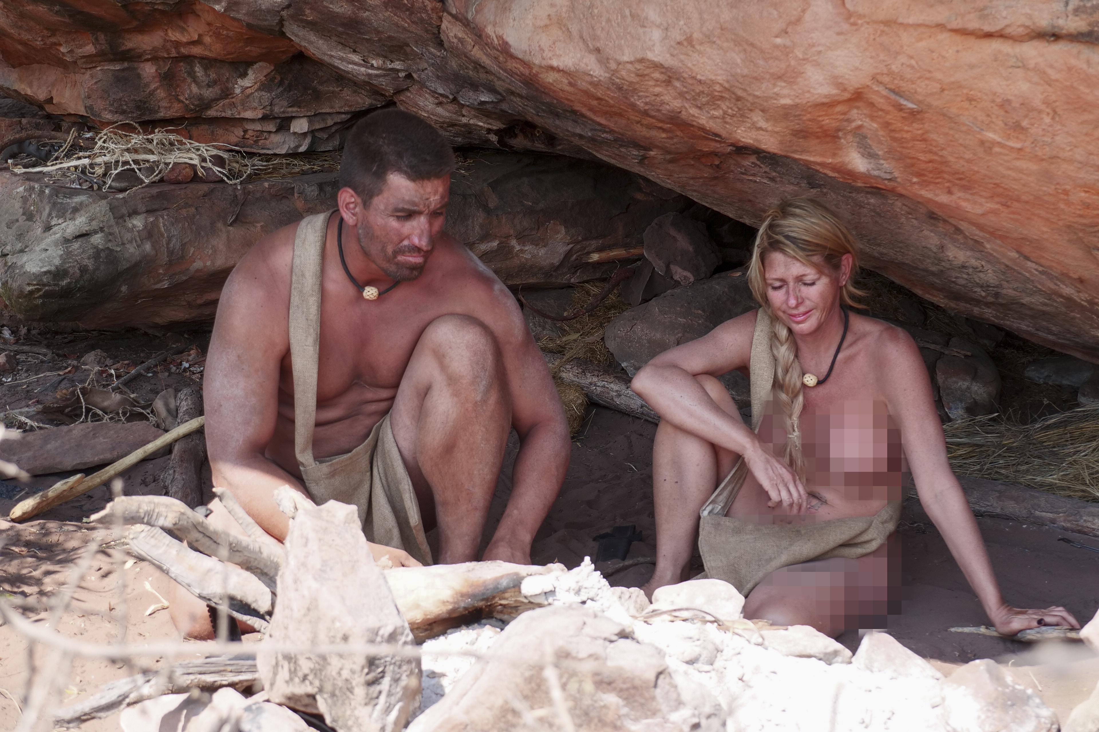 Pics of naked blonde women