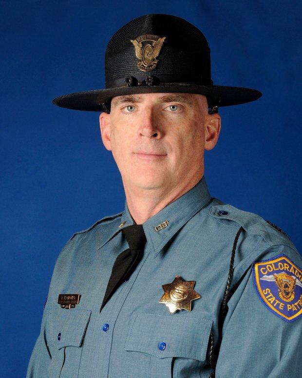 Colorado State Patrol Trooper Struck, Killed By Vehicle